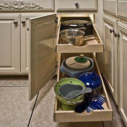 ShelfGenie Base Cabinet Solutions -