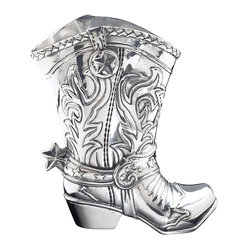 Cowboy Boot Pitcher-Star