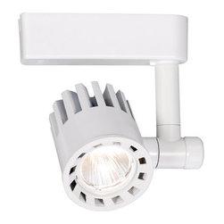 WAC Lighting - WAC Lighting H-LED20F-30 LEDme Exterminator 120V 20W 3000K LED Flood Light Track - WAC Lighting H-LED20F-30 Features:
