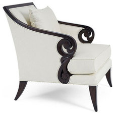 Contemporary Accent Chairs by Christopher Guy