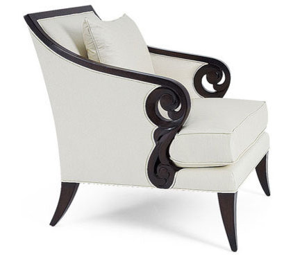 Contemporary Armchairs by Christopher Guy