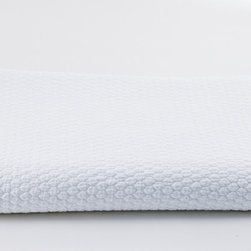 Traditions Linens - Tracey Coverlet in White - Tracey Coverlet in White