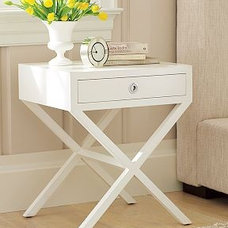 modern side tables and accent tables by Williams-Sonoma Home