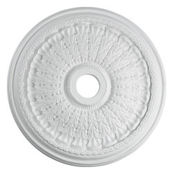"Quorum International - Quorum 7-2609-8 27"" Ceiling Medallion -Sw - Quorum 7-2609-8 27"" Ceiling Medallion -Sw"