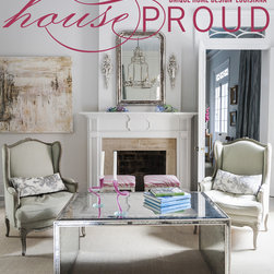 House Proud, by Valorie Hart - Interior decorator, blogger and Houzz contributor Valorie Hart has amassed an exuberant collection of extraordinary homes from the Bayou State in her new book, House Proud: Unique Home Design, Louisiana. She's given us a chance to peek into homes that any New Orleans tourist or resident is dying to get inside, and gathered up smart tips for celebrating and executing your own unique style at home.