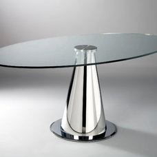 contemporary dining tables by Briers Home Furnishings