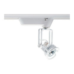 Juno Lighting - Trac-Master T430 Wireform Low Voltage MR16 Track Light - Juno's timeless, patented Wireform design encircles line and low voltage halogen lamps in a light, technically appealing frame.T537 or T538 transformer required (sold separately)