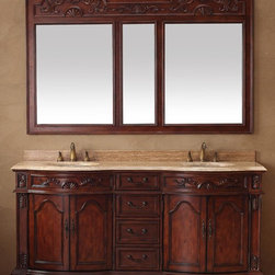 "72"" Tullow Double Sink Vanity -"