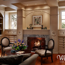Traditional Kitchen Cabinetry by JW Kitchens - Design for a Lifetime