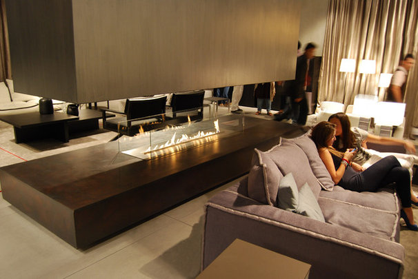 Modern Indoor Fireplaces by Planika Fires