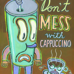 Hal Mayforth - Don't Mess With Cappuccino - Limited Edition