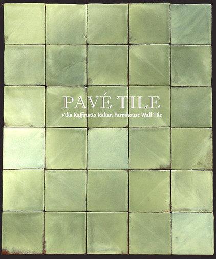 Mediterranean Tile by Pavé Tile, Wood & Stone, Inc.