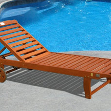 Contemporary Outdoor Chaise Lounges by Home Furniture and Patio