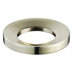 Kraus - Kraus MR-1G Mounting Ring Gold - Enhance the look and function of your Kraus vessel sink with this mounting ring