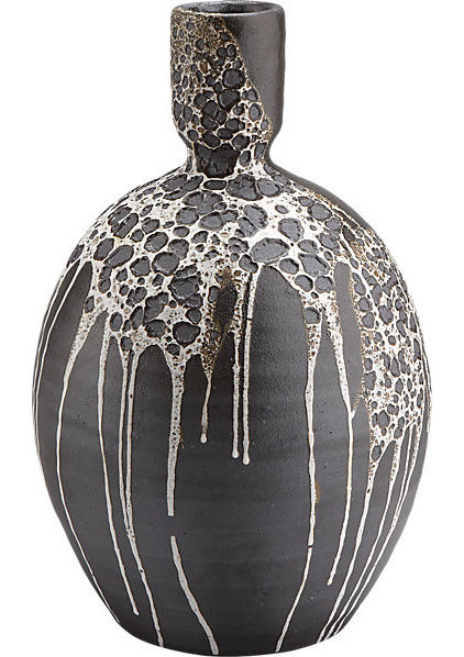 Eclectic Vases by CB2
