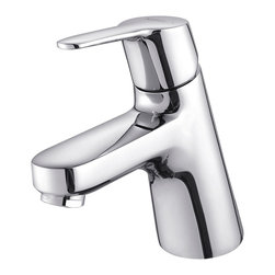Kraus - Kraus Ferus Single Lever Basin Faucet Chrome - * Uncompromising quality and stylish craftsmanship