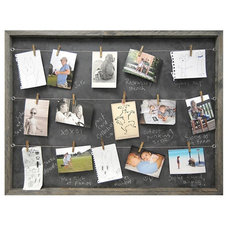 Contemporary Bulletin Board by Layla Grayce