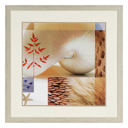 Paragon - Myriad II - Framed Art - Each product is custom made upon order so there might be small variations from the picture displayed. No two pieces are exactly alike.