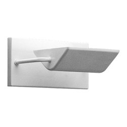 Wall Sconce with Indirect Lighting - 250-Watt Halogen Bulb -
