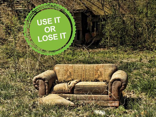 Lose It: Sofa