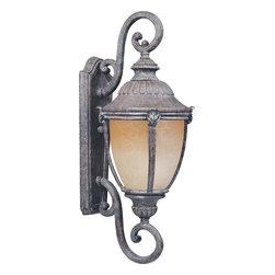Maxim Lighting - Maxim Lighting 86189LTET Earth Tone Morrow Bay EE 1 Light Outdoor Wall Sconce - Product