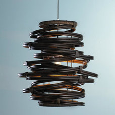 Eclectic Pendant Lighting by Shades of Light