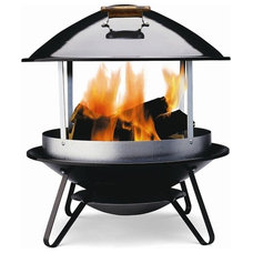 Traditional Fire Pits by atbbq.com