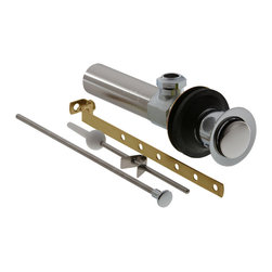 Delta Drain Assembly - Metal - Lavatory - RP5651 - Timeless design for today's homes