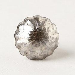 Anthropologie - Silvered Mirror Knob - *Tighten with care