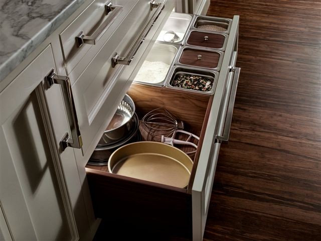 Pantry And Cabinet Organizers by Trish Namm, Allied ASID - Kent Kitchen Works