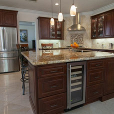 Modern Kitchen Islands And Kitchen Carts by Kitchens Etc. of Ventura County