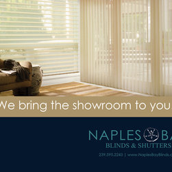 Welcome to Naples Bay Blinds & Shutters -