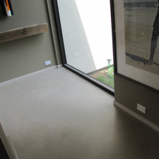 Modern Flooring by Concrete Shop