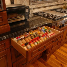 Traditional Kitchen by Smithport Cabinetry