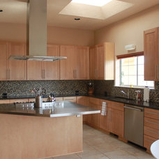 Contemporary Kitchen Cabinets by Signature Cabinetry & Design Solutions