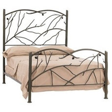 Eclectic Beds by Timeless Wrought Iron