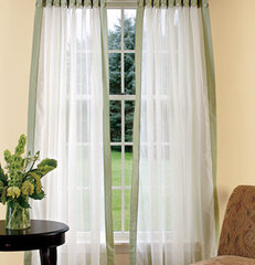 contemporary curtains by Country Curtains