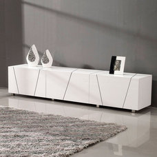 Modern Media Storage by Sister Furniture