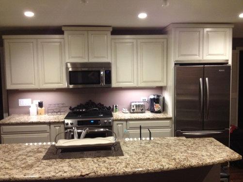 Trouble Selecting Backsplash For Kitchen