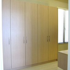 modern closet organizers by Melior Kitchen