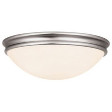 Bathroom Lighting And Vanity Lighting Atom Flushmount by Access Lighting