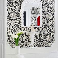 Modern Wallpaper by Jamie Herzlinger