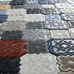 traditional floor tiles by IVANKA