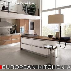Contemporary Kitchen Cabinets by Vadim Kadoshnikov