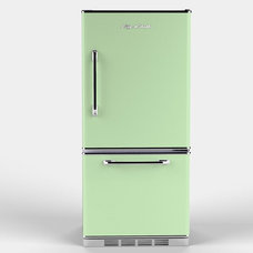 Eclectic Refrigerators by Big Chill