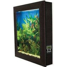 87 Unconventional Aquariums - From Worldly Fish Tank Tables to Modern Walliquari