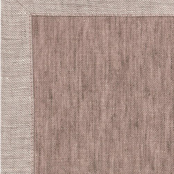Libeco - Frascati Table Runner, choice of five colors, Fig - This beautiful two-tone linen collection is made of a very supple, reversible twill quality. Frascati table cloths feature an 8 cm mitered border and the napkins and table runners have a 3 cm mitered border.  Available in Fig, Flax, Gold, Grey and White.
