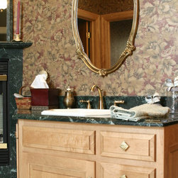 Quality Custom Vanities - Create a custom vanity as individual as you are.  Superior Cabinetry can build your vanity to your detailed specifications including layout, size, and finish.  We are only limited by your imagination.  If you can dream it, we can build it!