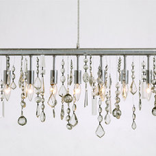 Traditional Chandeliers by Thre3 Interiors