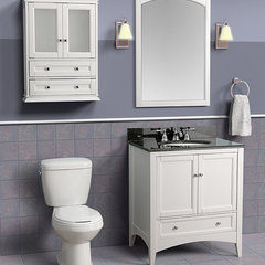 contemporary bathroom vanities and sink consoles Berkshire Collection - By Foremost